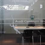 Salon Audi Centrum Wrocław, POLAND